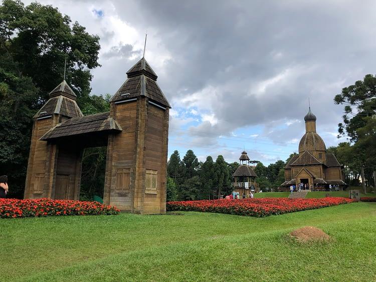 Igreja Ucraniana Parque Tinguí