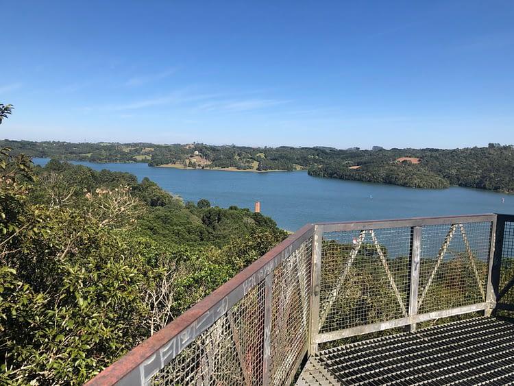 Parque Passauna Curitiba